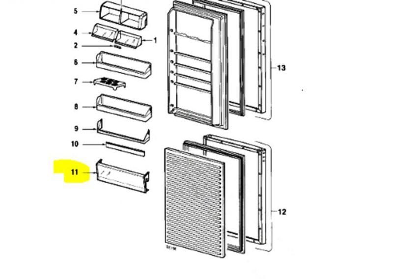 Balconnet inferieur Image #2
