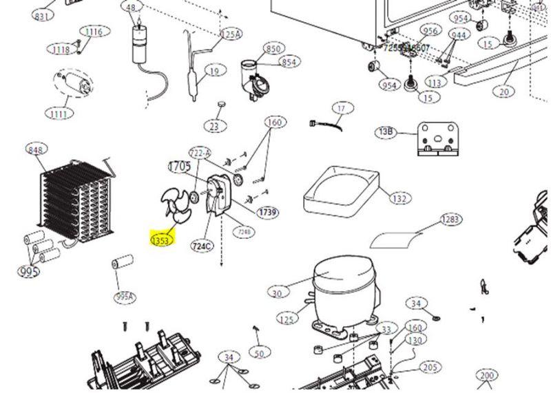 Hélice de motoventilateur Image #2